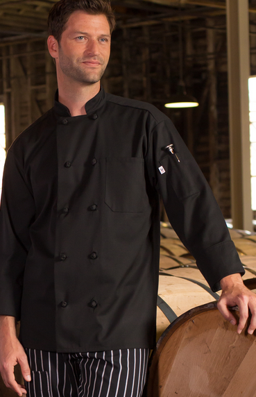403 10 Knot Chef Coat